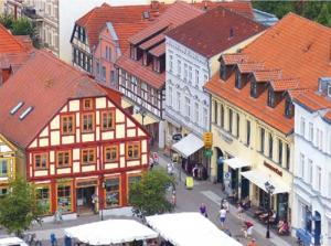 Kleine Städte bieten eine Vielfalt mit großem Potential